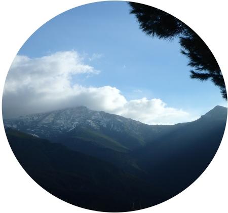 Montagnes Barrettali