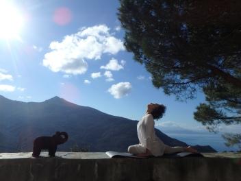 Posture de yoga Barrettali