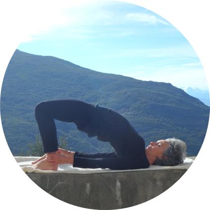 Posture du pont, yoga des hormones