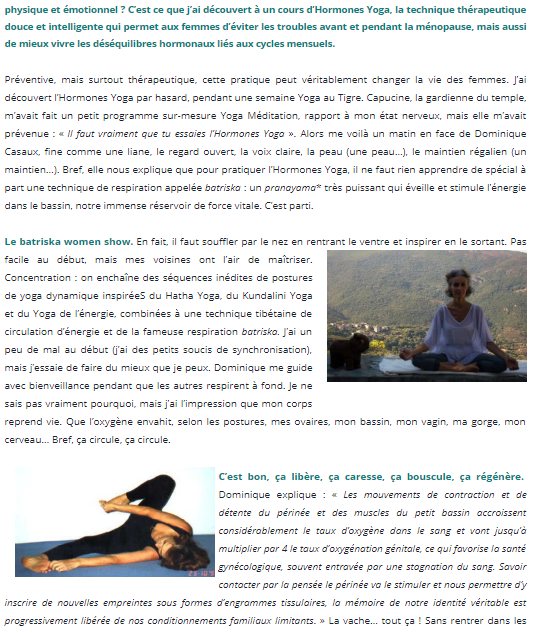 article midplus dominique casaux yoga