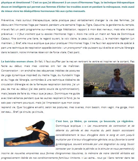 article midplus dominique casaux yoga