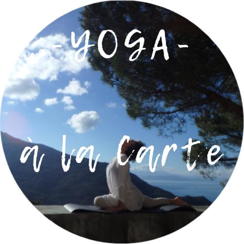Yoga à la Carte , cap corse