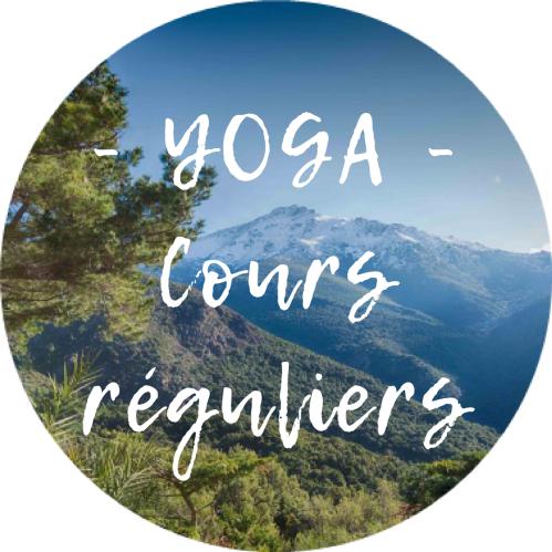 YOGA Cours réguliers Cap Corse
