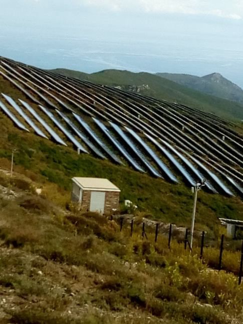 Centrale photovoltaïque de Meria